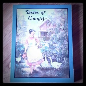 Tastes of Country Cookbook